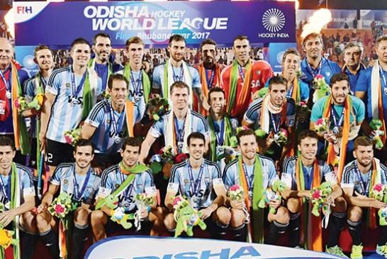 Los Leones, segundos en la Liga Mundial