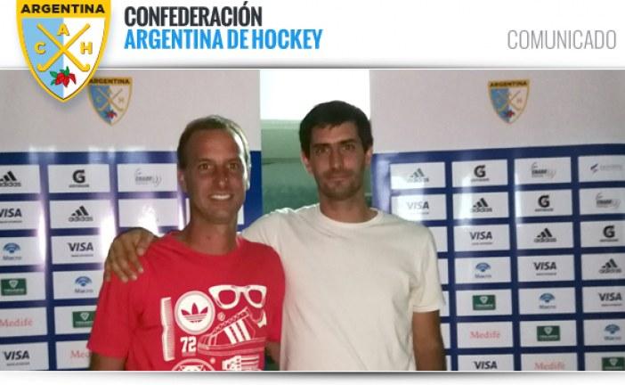 Orozco y Corradini brindaron una charla en Torneo Argentino Sub 21