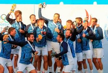 ¡Campeones Sudamericanos!