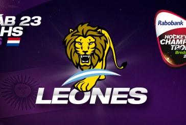 Mañana debutan Los Leones