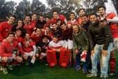 CABALLEROS TOP 10: Todo rojo