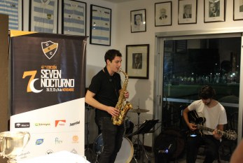 El Xl Nine nocturno  en el club Olivos.