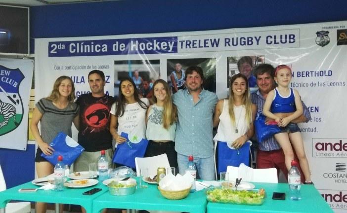 2da Clínica de Hockey en Trelew