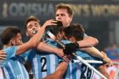 Los Leones quedaron afuera del Mundial