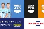 Los Leones elegidos para las próximas fechas de la Pro League