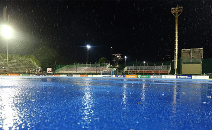 Los Leones vs. Alemania, cancelado