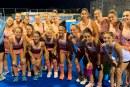 Las Leonas cosecharon 4 victorias en Valencia