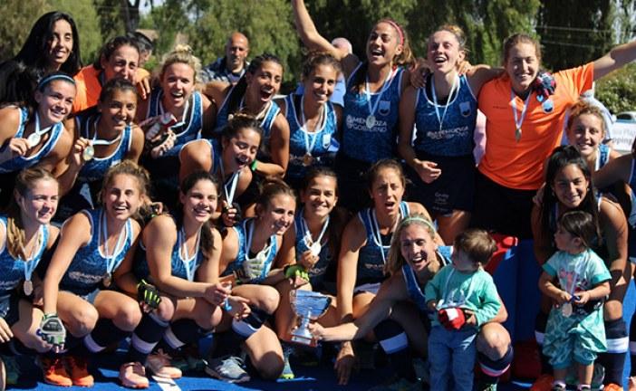 Argentino Mayores: Mendoza se coronó por partida doble