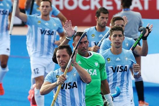 Leones vs. Holanda, otra vez empate y definición por penales