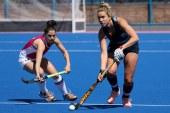 """Gabriela Koltes: """"Aprendí a vivir el día a día y lo aplico al hockey"""""""