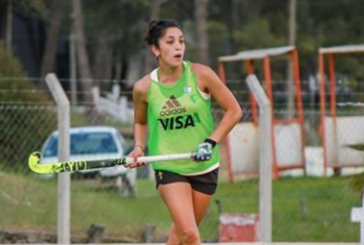 """Bianca Donati: """"Volver a ser la jugadora que era antes de la lesión"""""""
