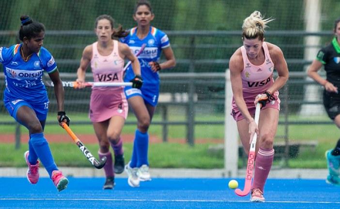 Último amistoso frente a India: serie invicta para las argentinas