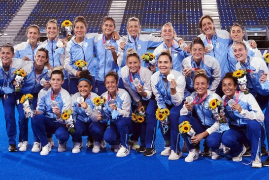 Las Leonas ganaron la medalla de plata